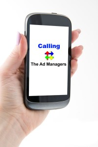 calling the ad managers